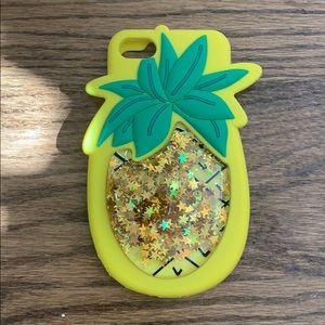 Pineapple phone case iPhone 6/7